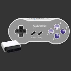 """""""Scout"""" Bluetooth Controller with SNES Connector"""