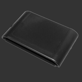 MegaDrive Cartridge Shell (Black)