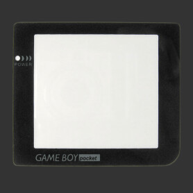 GameBoy Pocket Screen Protector (Glass)