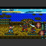 Water Margin - The Tales of Clouds and Winds (MegaDrive / Genesis)