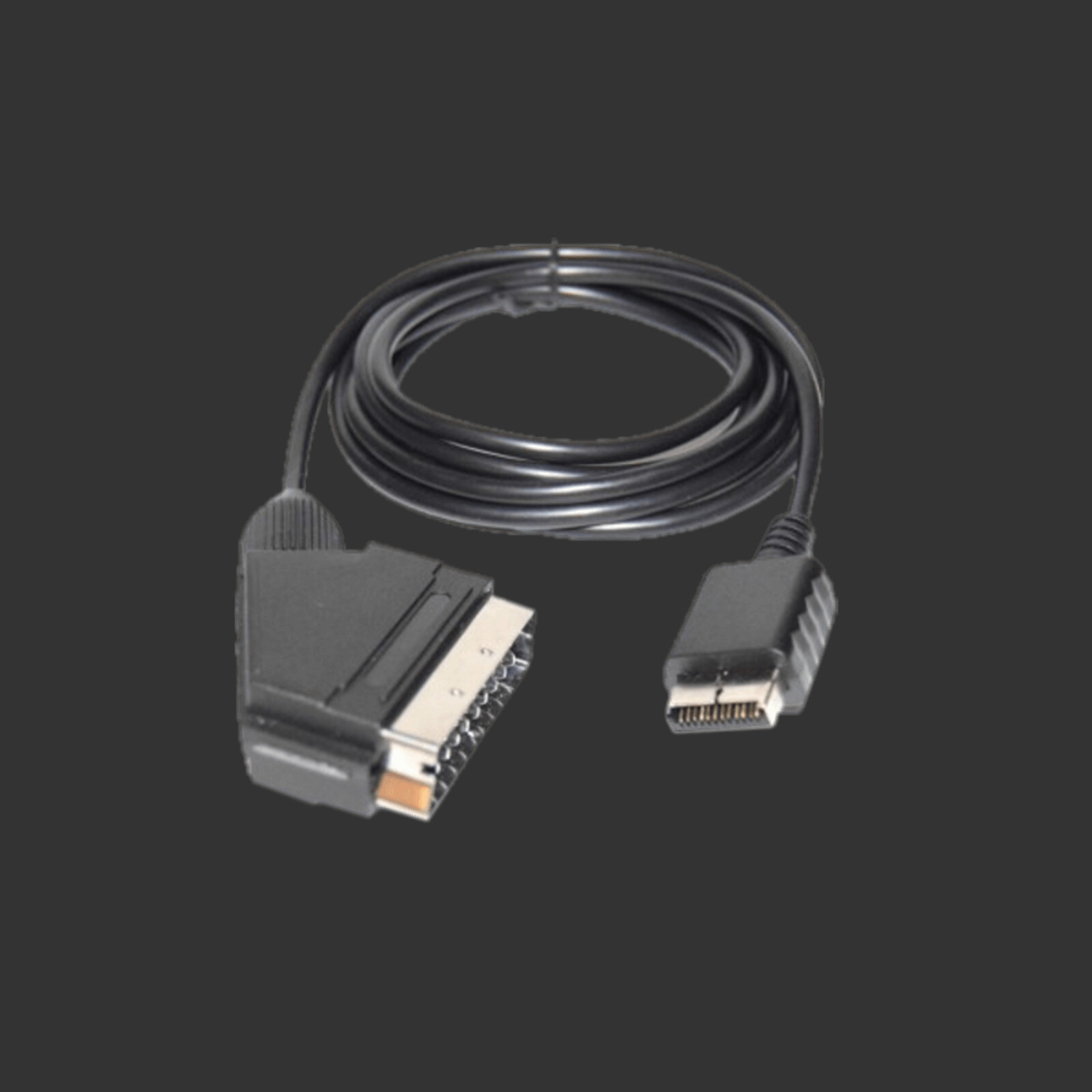 PS1 / PS2 / PS3 RGB Scart Cable