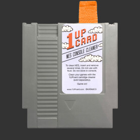 1 Up NES Console Cleaner