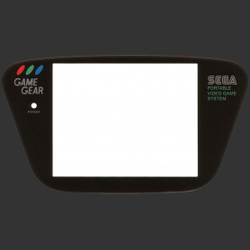 Sega Game Gear Screen Protector (Glass)