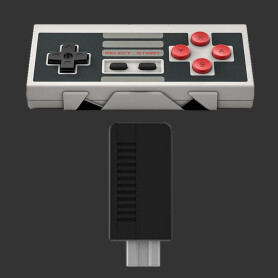 NES Mini Classic Wireless Controller Set