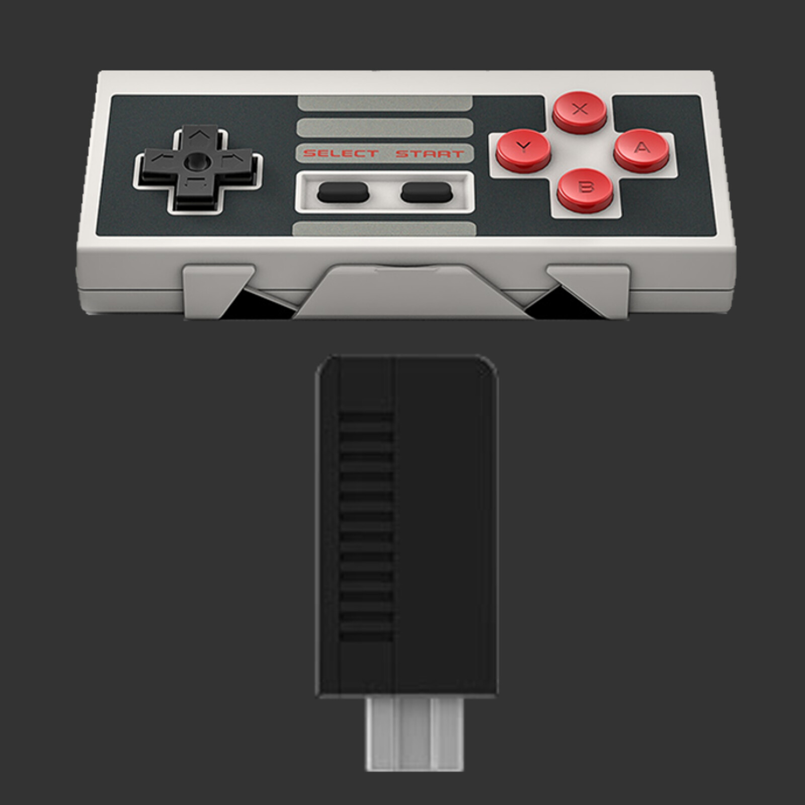 NES Funkcontroller-Set