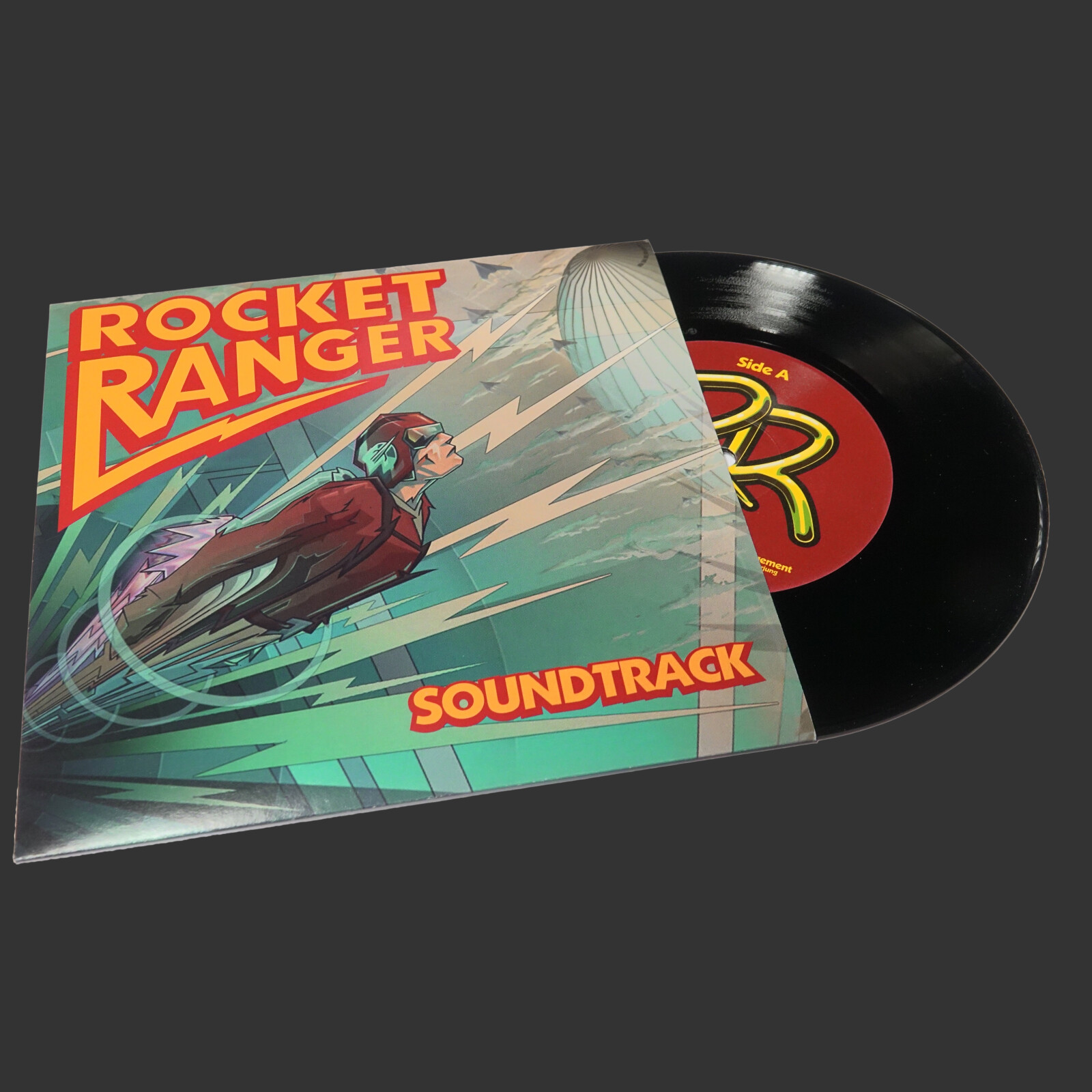 "Rocket Ranger Theme (7"" Vinyl)"