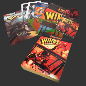 Wings! – Remastered Amiga Edition